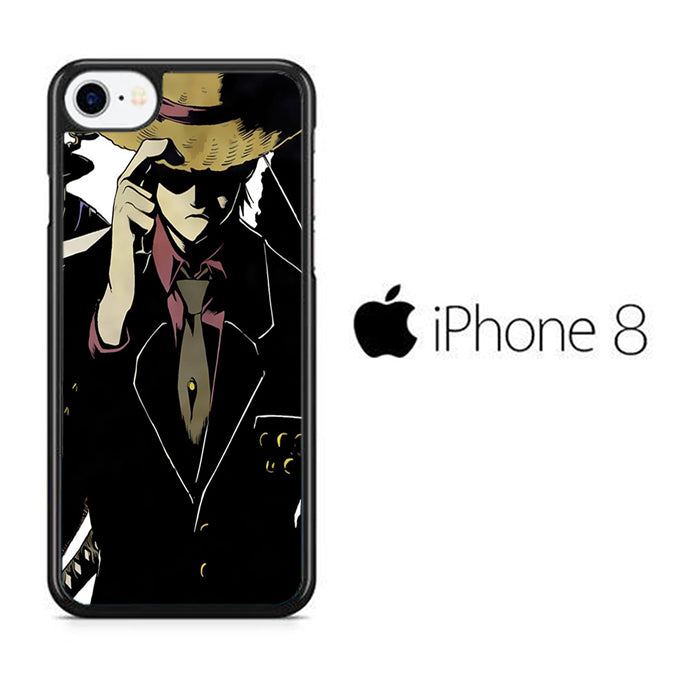 One Piece Luffy Cool iPhone 8 Case
