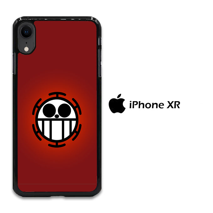 One Piece Red Logo iPhone XR Case