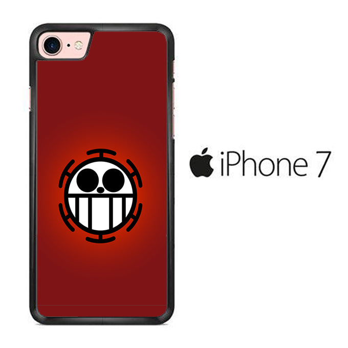 One Piece Red Logo iPhone 7 Case