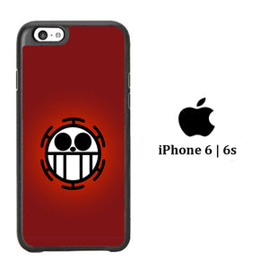 One Piece Red Logo iPhone 6 | 6s Case
