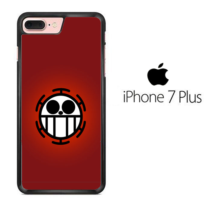 One Piece Red Logo iPhone 7 Plus Case