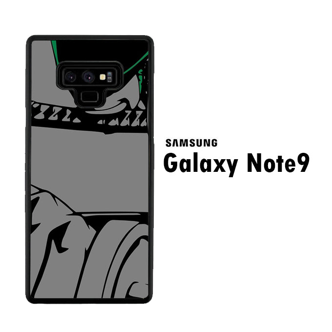 One Piece Zoro Samsung Galaxy Note 9 Case