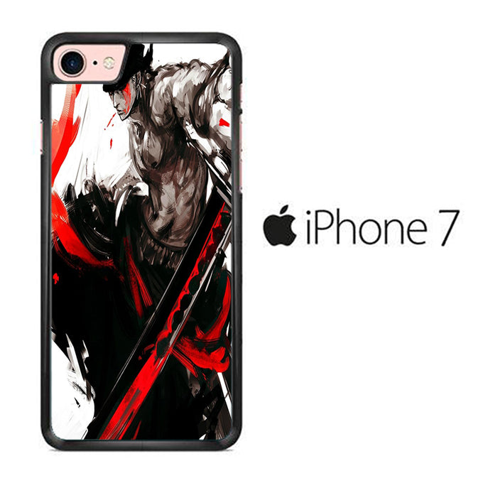 One Piece Zoro Sword iPhone 7 Case