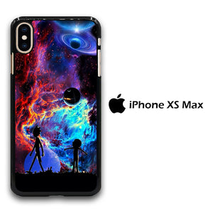 Rick and Morty Aurora iPhone Xs Max Case