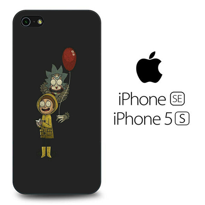 Rick and Morty Ballons iPhone 5 | 5s Case