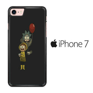 Rick and Morty Ballons iPhone 7 Case