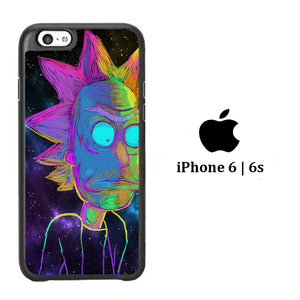 Rick and Morty Chalk Rainbow iPhone 6 | 6s Case