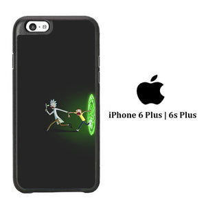 Rick and Morty Dimention iPhone 6 Plus | 6s Plus Case