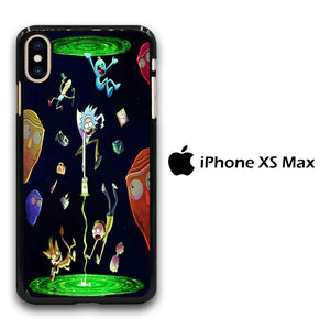 Rick and Morty Fly iPhone Xs Max Case