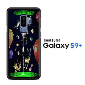 Rick and Morty Fly Samsung Galaxy S9 Plus Case