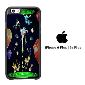 Rick and Morty Fly iPhone 6 Plus | 6s Plus Case