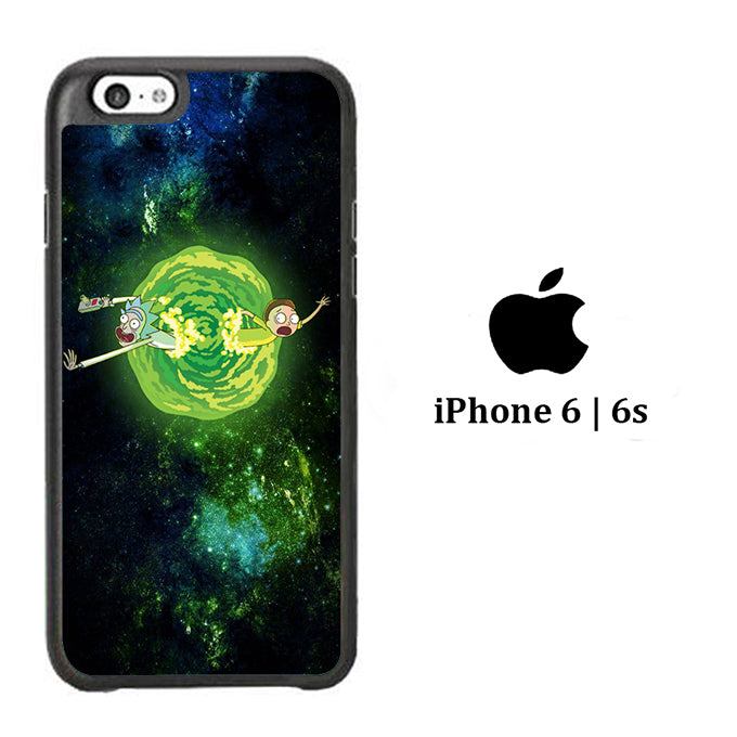 Rick and Morty Green Slime iPhone 6 | 6s Case