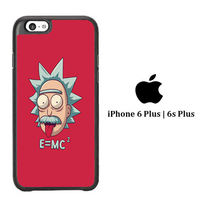 Rick and Morty Red iPhone 6 Plus | 6s Plus Case