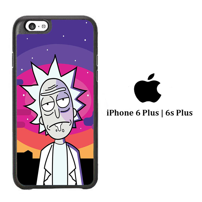 Rick and Morty Sky iPhone 6 Plus | 6s Plus Case