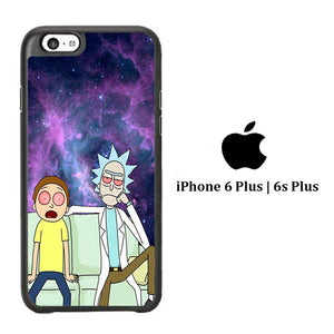 Rick and Morty Stars iPhone 6 Plus | 6s Plus Case