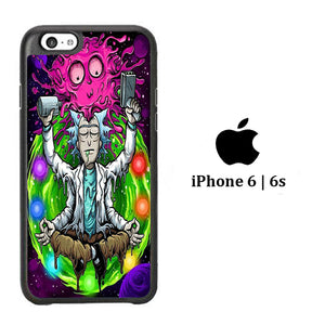 Rick and Morty Yoga iPhone 6 | 6s Case