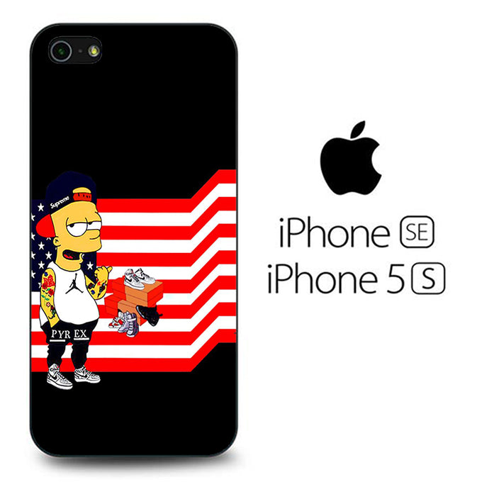 Simpson Flag iPhone 5 | 5s Case