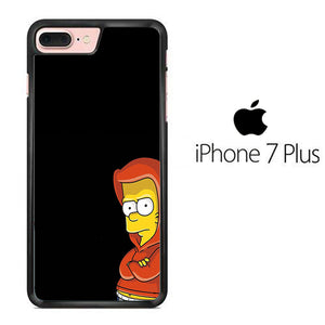 Simpson Hoodie iPhone 7 Plus Case