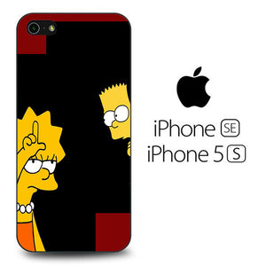 Simpson Lisa iPhone 5 | 5s Case