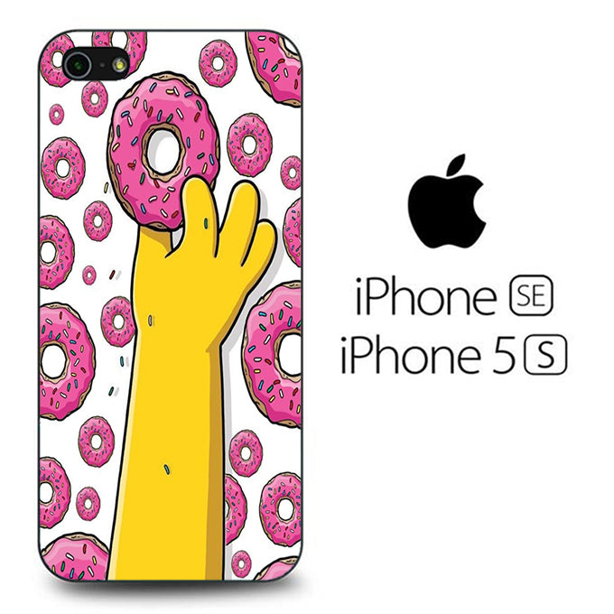Simpson Many Donut iPhone 5 | 5s Case