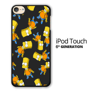 Simpson Many Simpson iPod Touch 6 Case