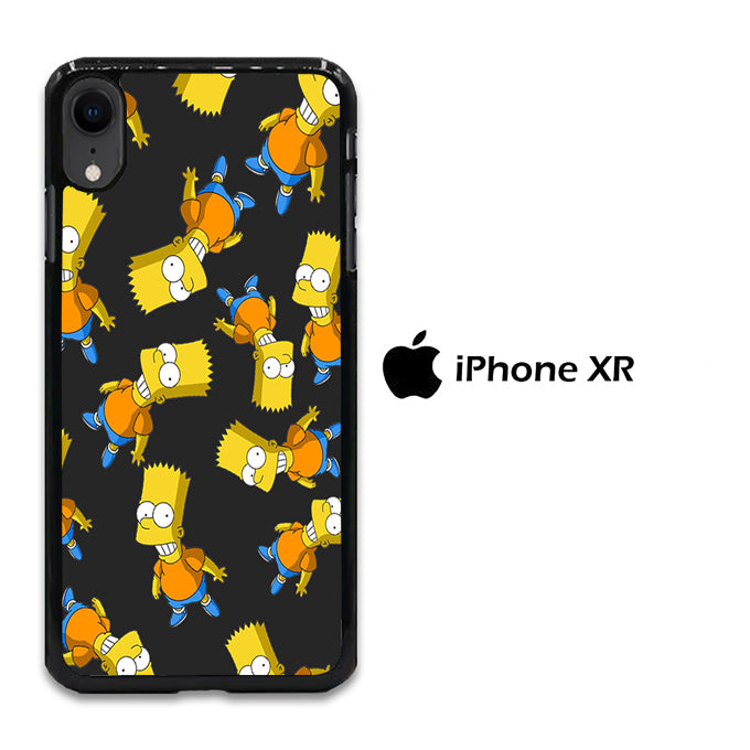 Simpson Many Simpson iPhone XR Case