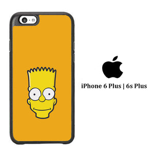 Simpson Orange iPhone 6 Plus | 6s Plus Case