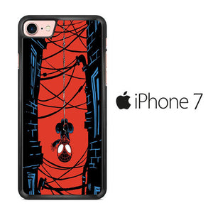 Spiderman Building iPhone 7 Case