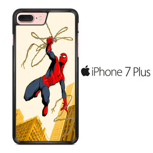 Spiderman Jump iPhone 7 Plus Case