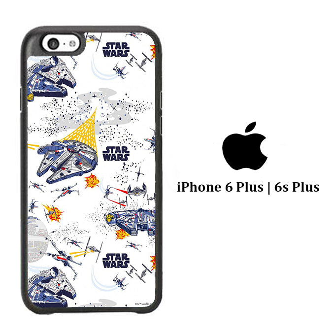 Star Wars Aircraft 005 iPhone 6 Plus | 6s Plus Case