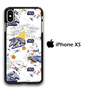 Star Wars Aircraft 005 iPhone Xs Case