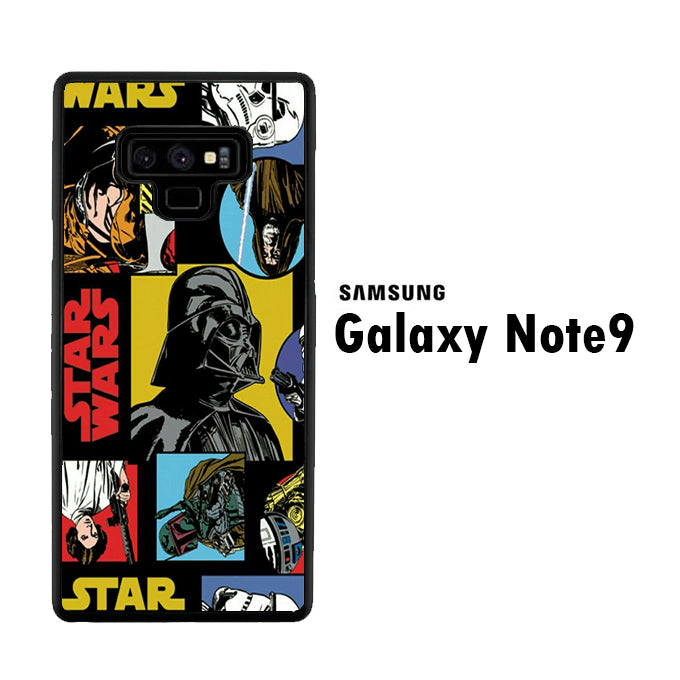Star Wars Darth Vader 004 Samsung Galaxy Note 9 Case