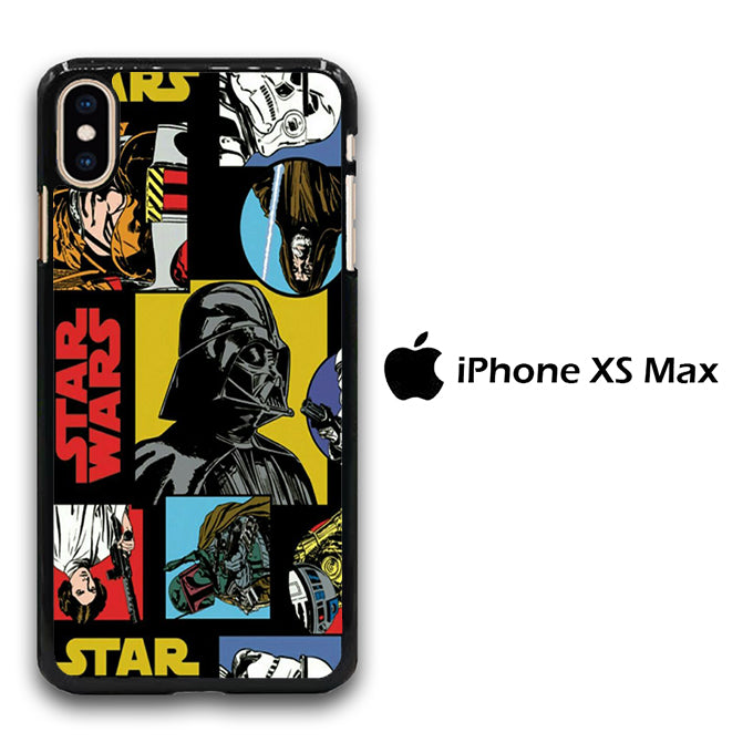 Star Wars Darth Vader 004 iPhone Xs Max Case