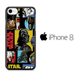 Star Wars Darth Vader 004 iPhone 8 Case