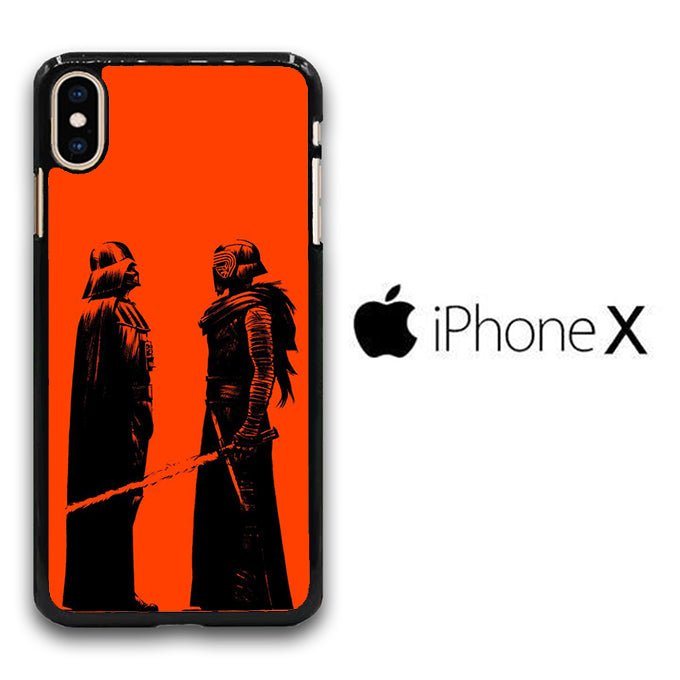 Star Wars Darth Vader 006 iPhone X Case