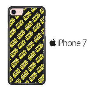 Star Wars Word 003 iPhone 7 Case