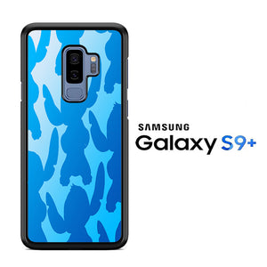 Stitch Camo Samsung Galaxy S9 Plus Case