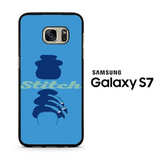 Stitch Windows Samsung Galaxy S7 Case
