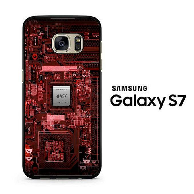 The Inside Of iPhone 001 Samsung Galaxy S7 Case