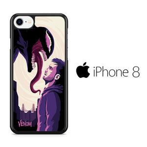 Venom Eddie Brock iPhone 8 Case