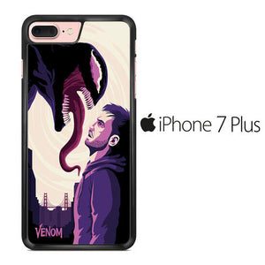 Venom Eddie Brock iPhone 7 Plus Case