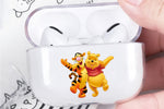 Winnie The Pooh Best Friends Protective Clear Case Cover For Apple AirPod Pro