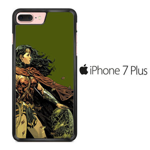 Wonder Woman See Something iPhone 7 Plus Case