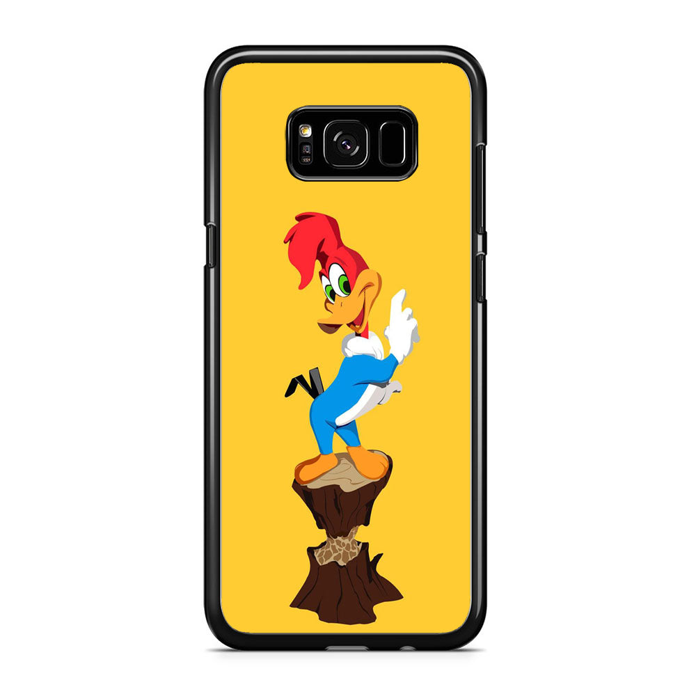 Woody Woodpecker Stand In The Wood Samsung Galaxy S8 Plus Case