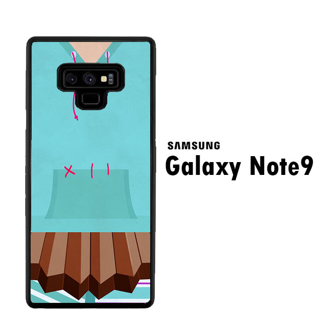 Wreck It Ralph Vanellope Costume Samsung Galaxy Note 9 Case