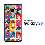 Wreck It Ralph Wallpaper Samsung Galaxy S9 Case