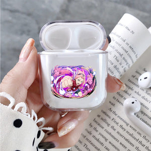 Young Sakura Ultimate Jutsu Protective Clear Case Cover For Apple Airpods