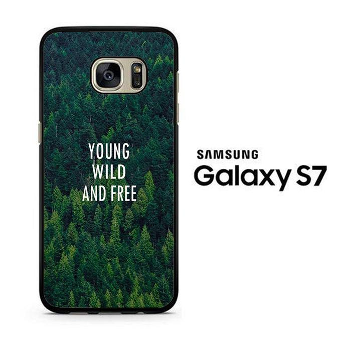 Young Wild Samsung Galaxy S7 Case