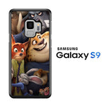 Zootopia Wallpaper Samsung Galaxy S9 Case