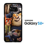 Zootopia Wallpaper Samsung Galaxy S8 Plus Case